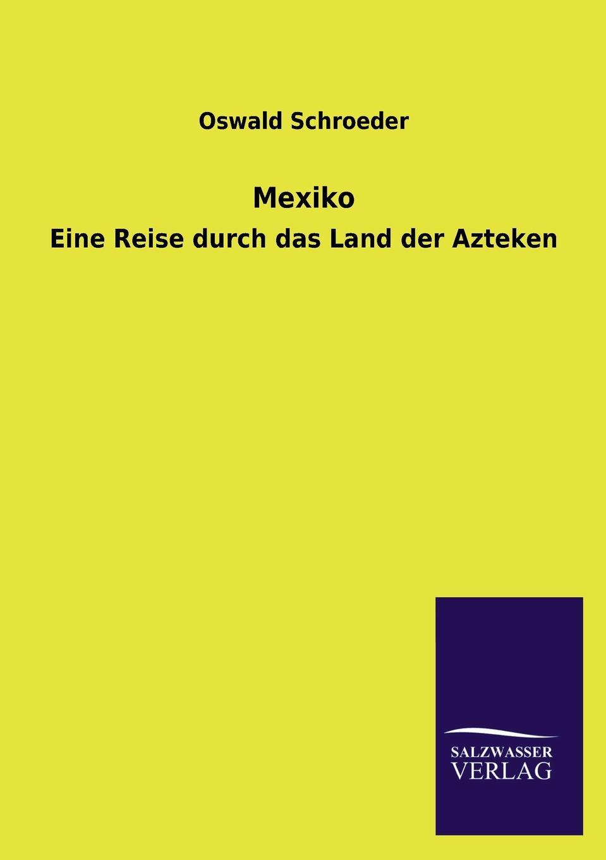 Oswald Schroeder Mexiko h oswald 7 miniaturas op 16