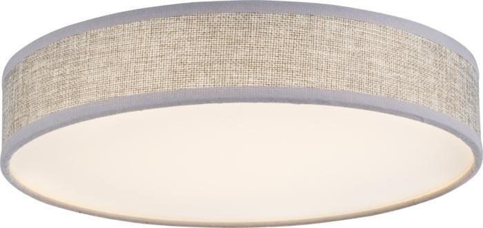 лучшая цена Потолочный светильник Globo New 15185D1, серый