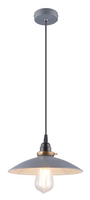 Подвесной светильник Globo New 15026, серый подвесной светильник 104063 marksojd