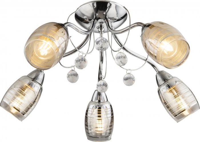 Потолочный светильник Globo 56688-5, E14, 40 Вт люстра globo lilly i gb 60213 5