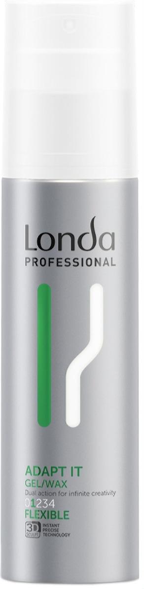 все цены на Londa Professional Гель-воск Styling Adapt It нормальной фиксации, 100 мл онлайн
