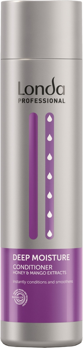 Londa Professional Deep Moisture увлажняющий кондиционер, 250 мл londa professional deep moisture leave in conditioning spray