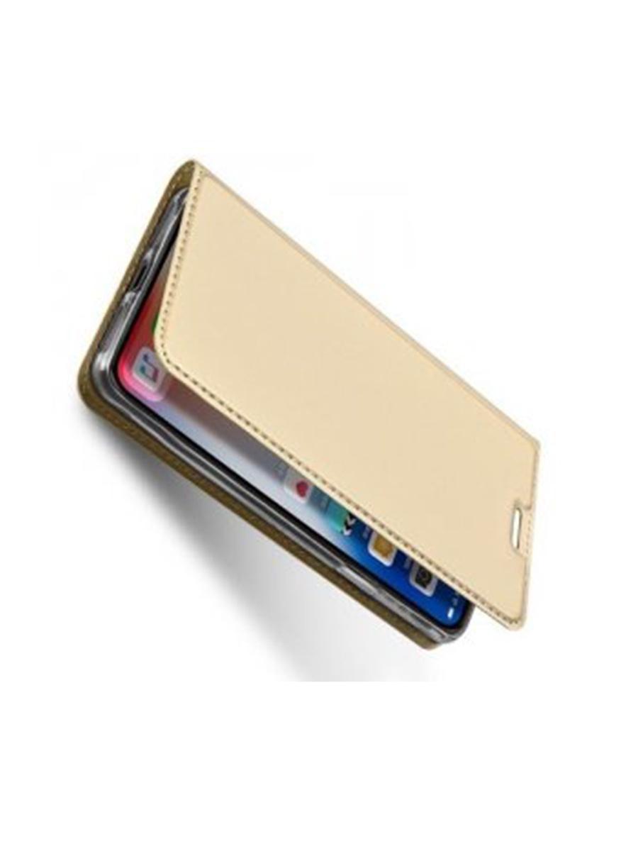 Чехол для сотового телефона DUX DUCIS iPhone XS Max, золотой чехол vipe color для apple iphone xs max 644 vpipxsmaxcolblk черный