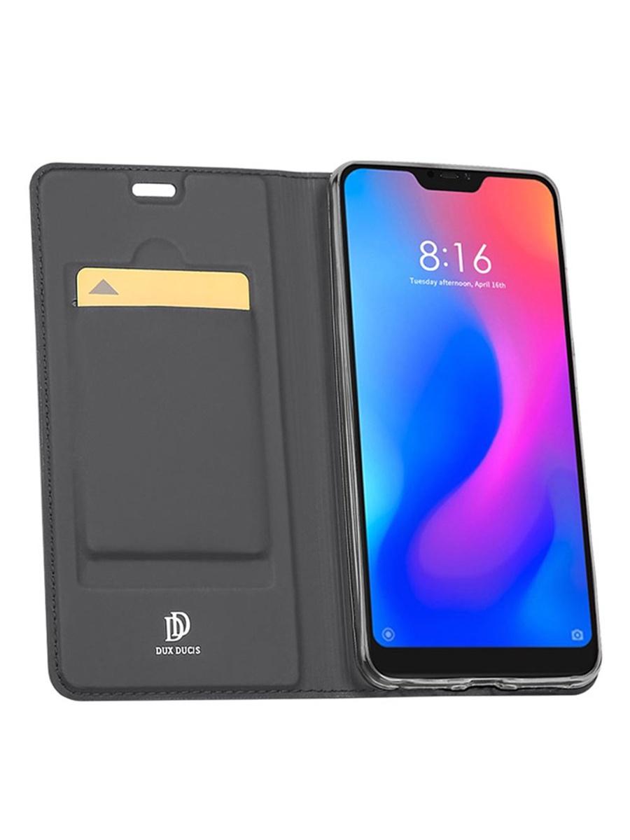 цена на Чехол для сотового телефона DUX DUCIS Xiaomi Redmi Note 5 PRO, темно-синий