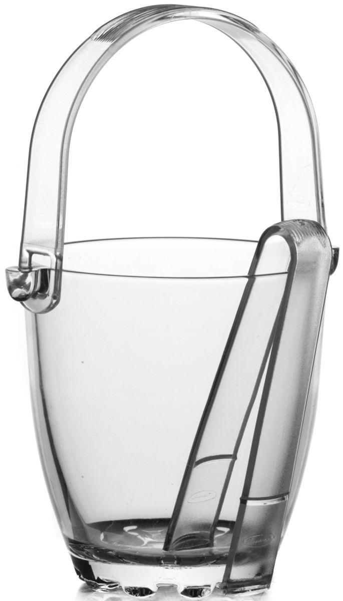 Ведерко для льда Hungary, прозрачный ведерко для льда i v v 314 142