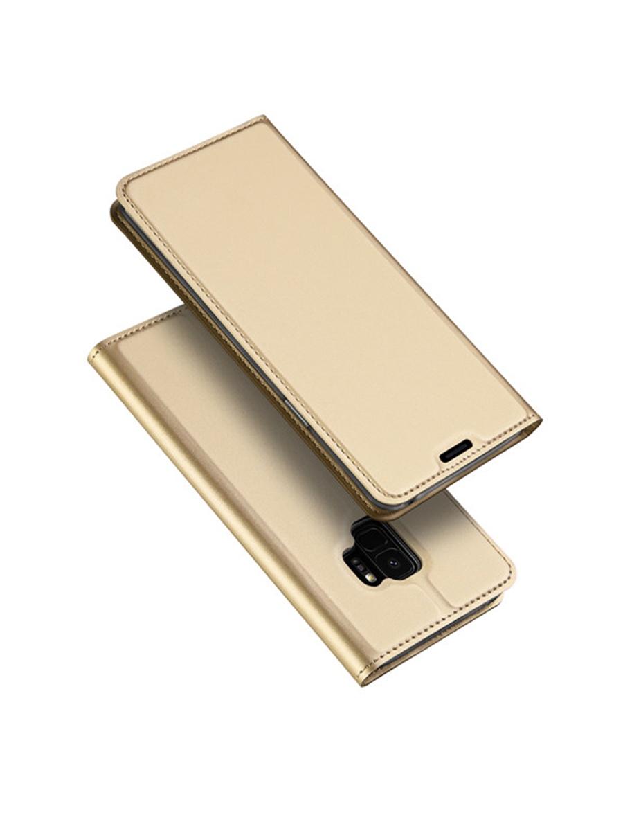 Чехол для сотового телефона DUX DUCIS Samsung Galaxy S9, золотой