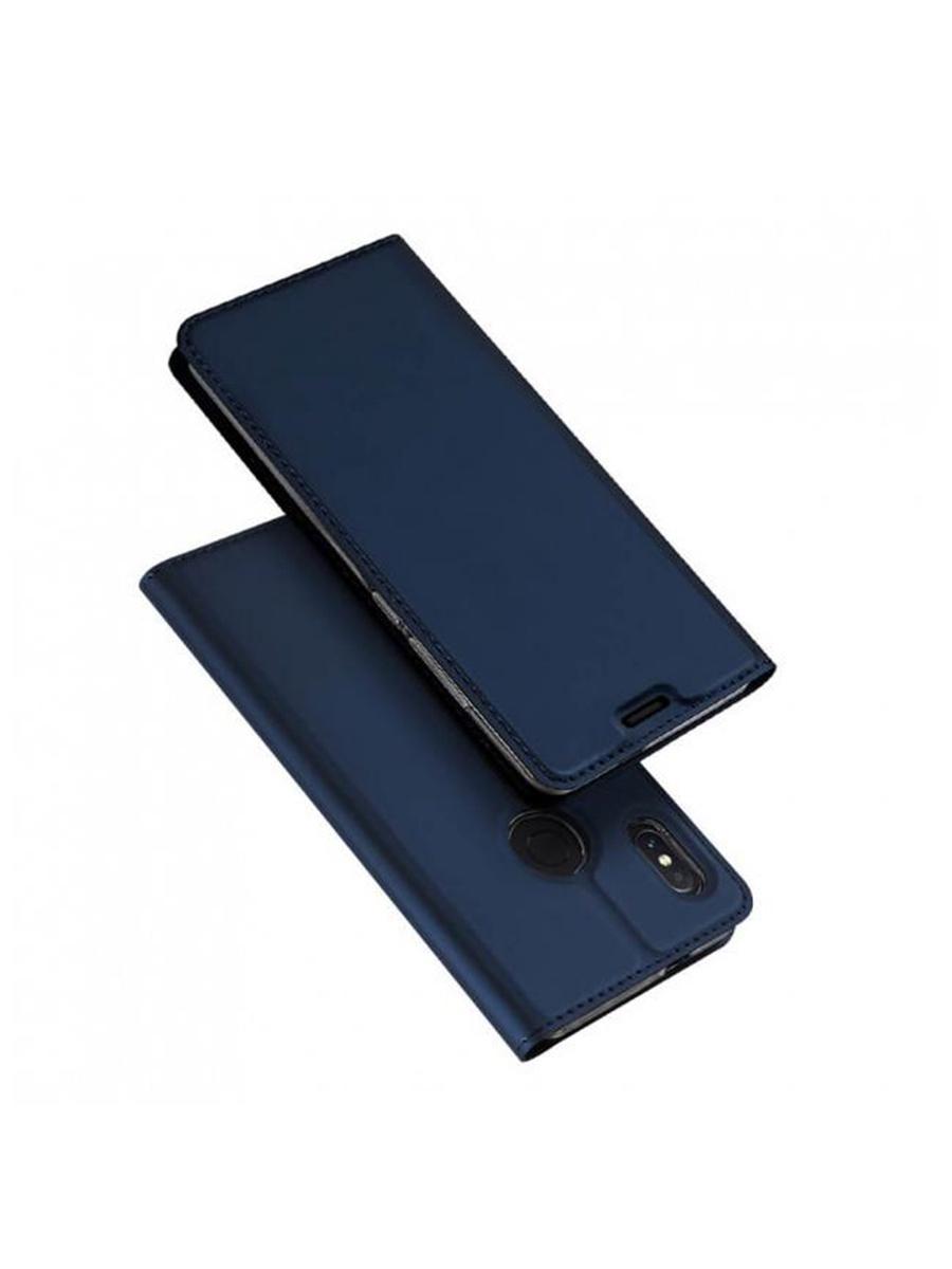 Чехол для сотового телефона DUX DUCIS iPhone 5/5S/SE, синий