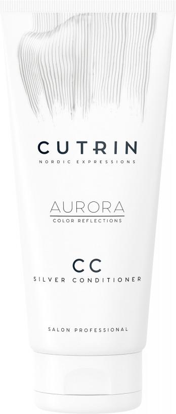 Cutrin Тонирующая маска для поддержания цвета светлых, осветленных или седых волос Reflection Silver Treatment, серебристый иней, 200 мл маска для волос cutrin reflection color care карамель 200 мл