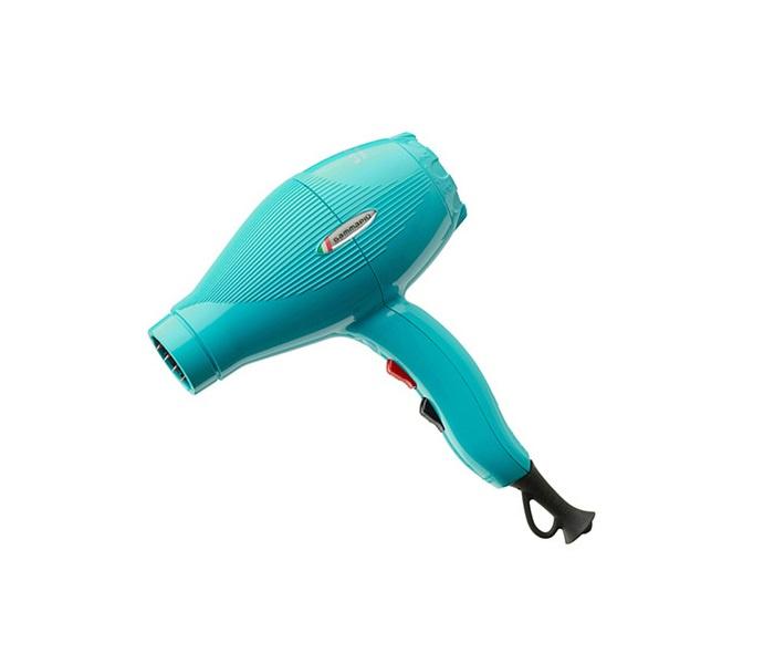 Фото - Фен для волос Gamma Piu E-T-C Light, бирюзовый gamma piu фен e t c mini коралловый 1200w