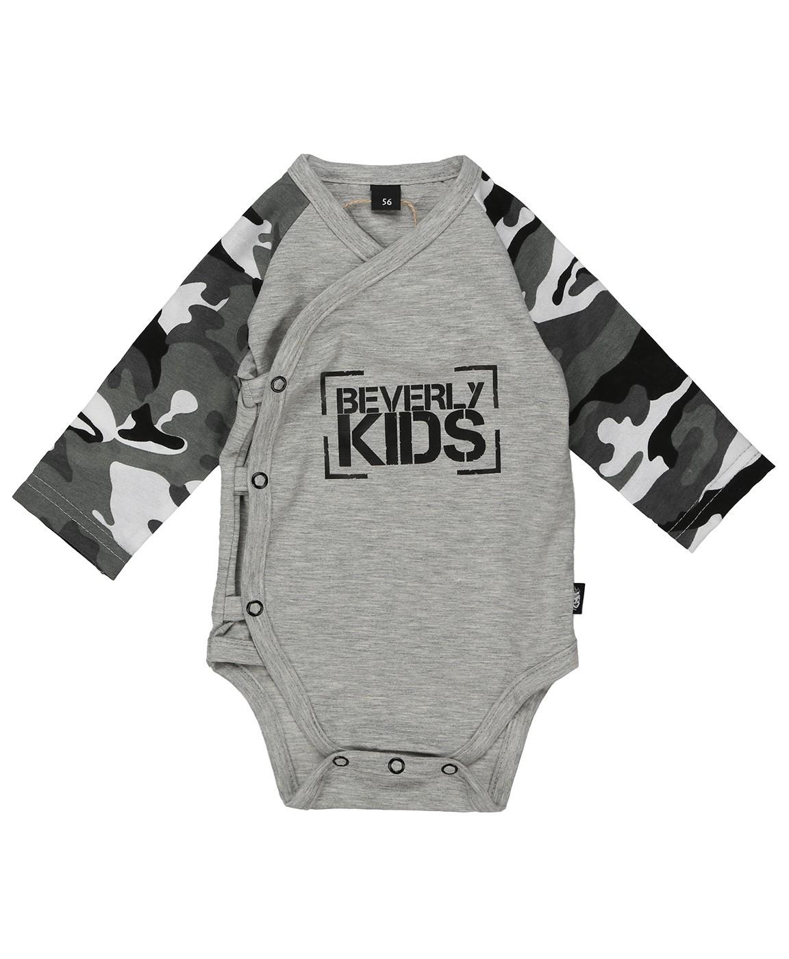 Боди Beverly Kids боди детское beverly kids unikorns цвет белый dfnb03 размер 86