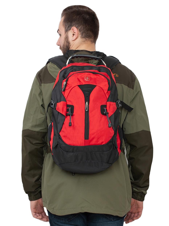 Рюкзак TAYGERR 7307/красный