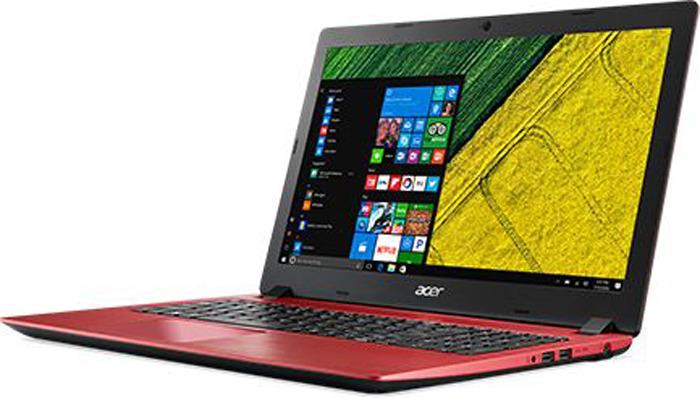 15.6 Ноутбук Acer Aspire A315-53G NX.H48ER.004, красный установить xp на ноутбук acer
