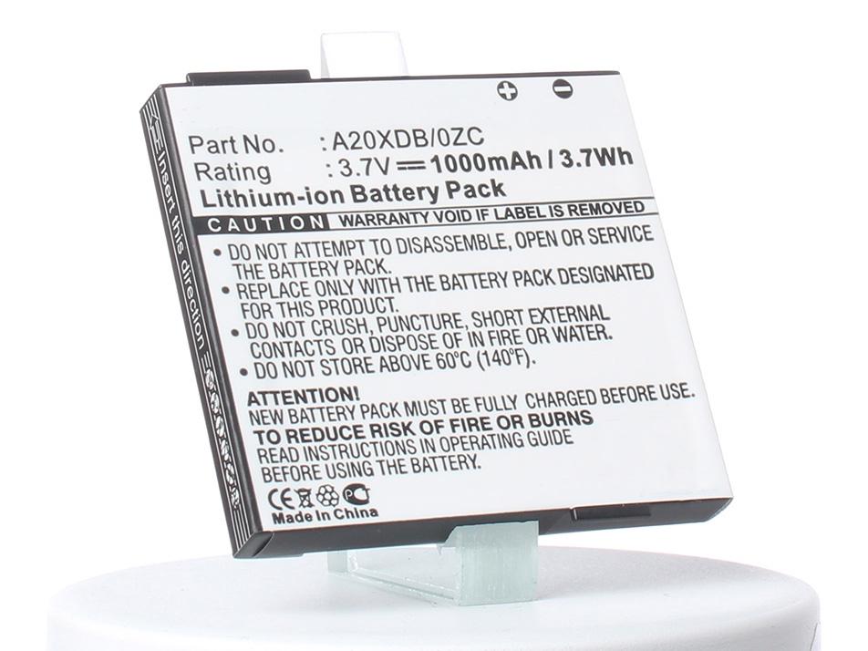 Аккумулятор для телефона iBatt A20XDB/0ZC для Philips Xenium 9@9r, Xenium X600 philips xenium 9 9u игры