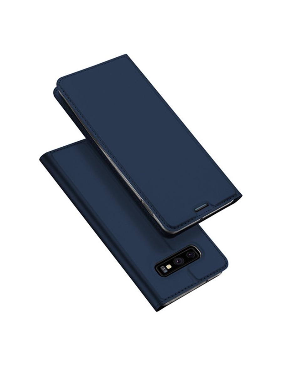 Чехол для сотового телефона DUX DUCIS Samsung Galaxy S10 Plus, синий
