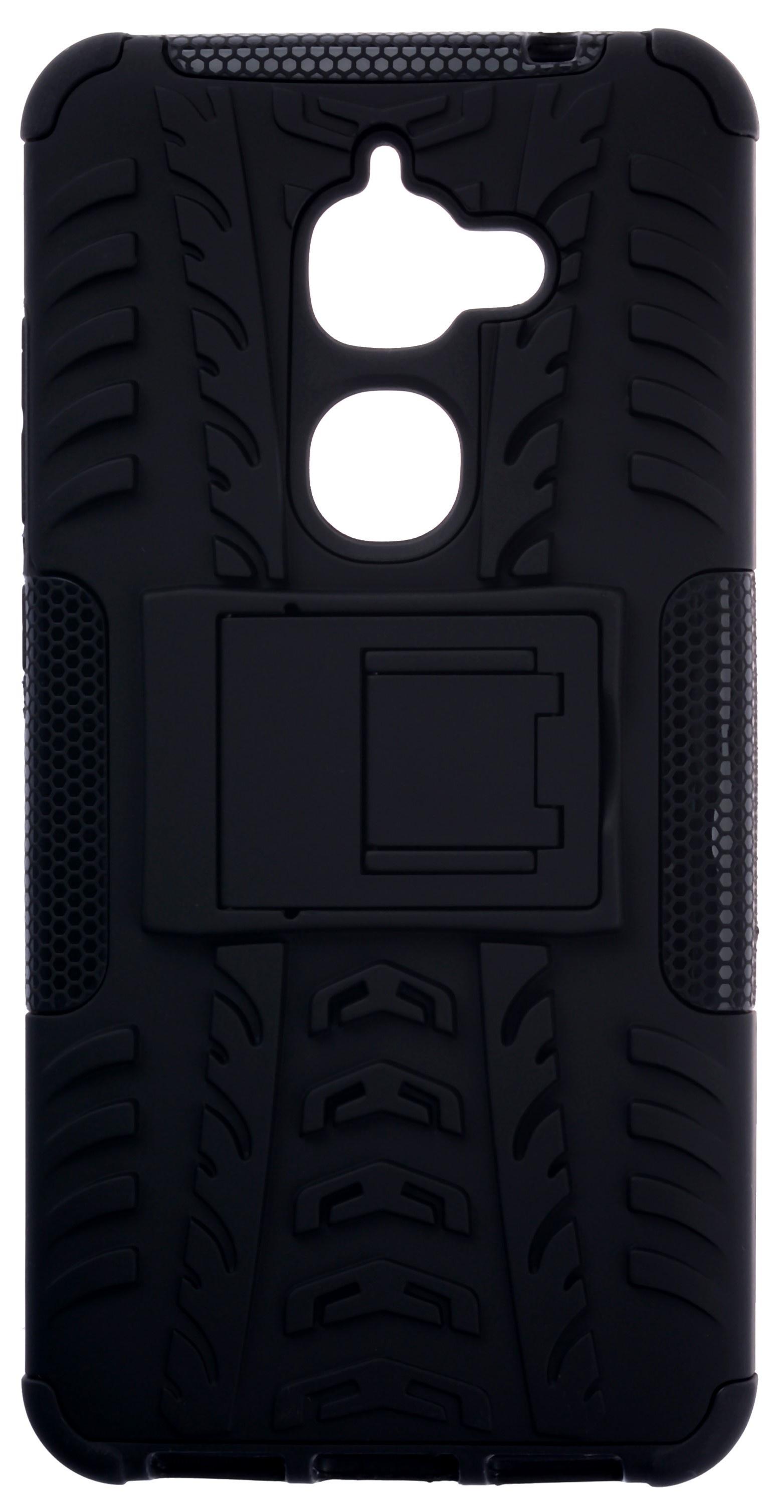 Чехол для сотового телефона skinBOX Defender, черный