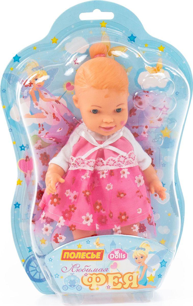 Кукла Полесье Любимая Фея, 77189, 20 см тереза като интерьерная кукла сказочная фея техники и пошаговые описания