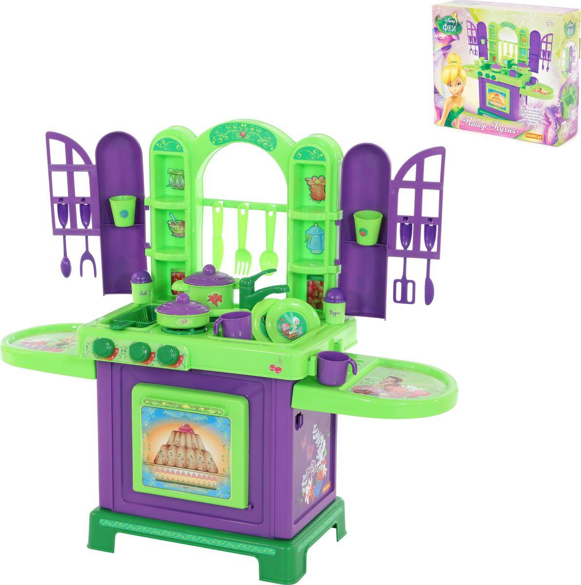 Игровой набор Полесье Кухня Disney Феи, 73174