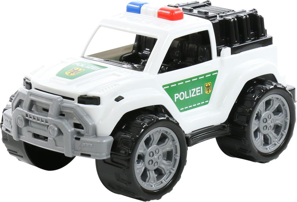 Машинка Полесье Легион патрульный №4 Polizei, 76588 биккузин урал легион