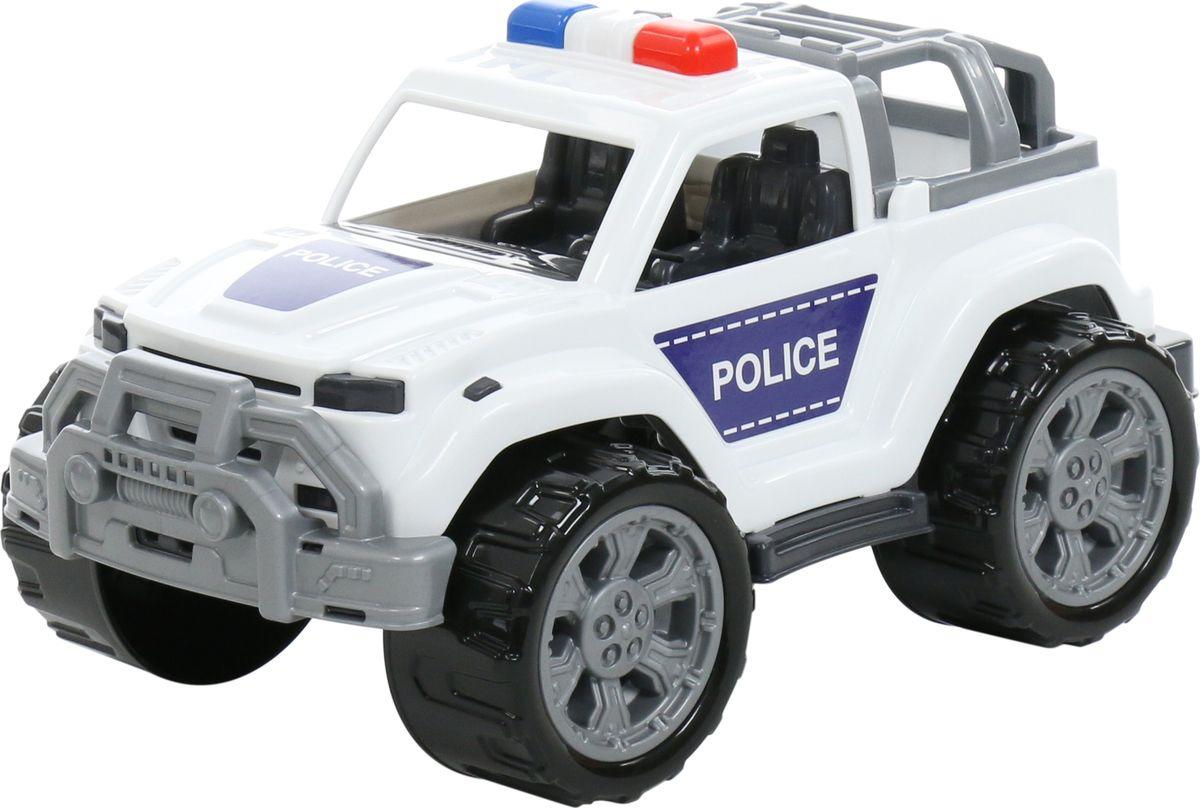 Машинка Полесье Легион патрульный №2 Police, 77240 биккузин урал легион
