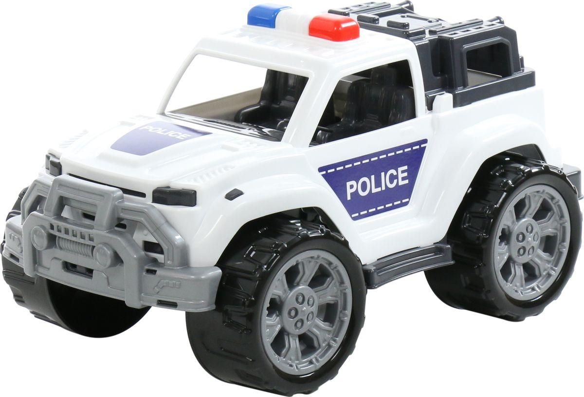 Машинка Полесье Легион патрульный №3 Police, 77257 цены
