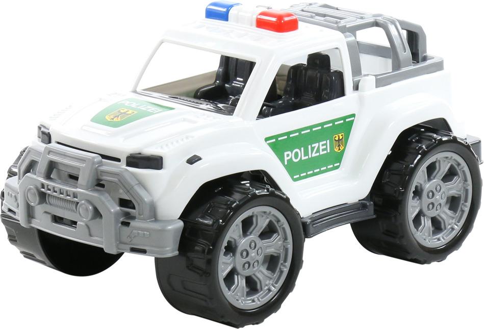 Машинка Полесье Легион патрульный №2 Polizei, 76564 биккузин урал легион