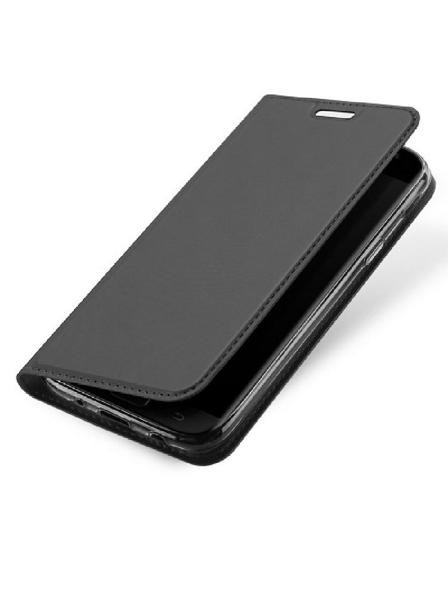 Чехол для сотового телефона DUX DUCIS Samsung Galaxy J3, серый