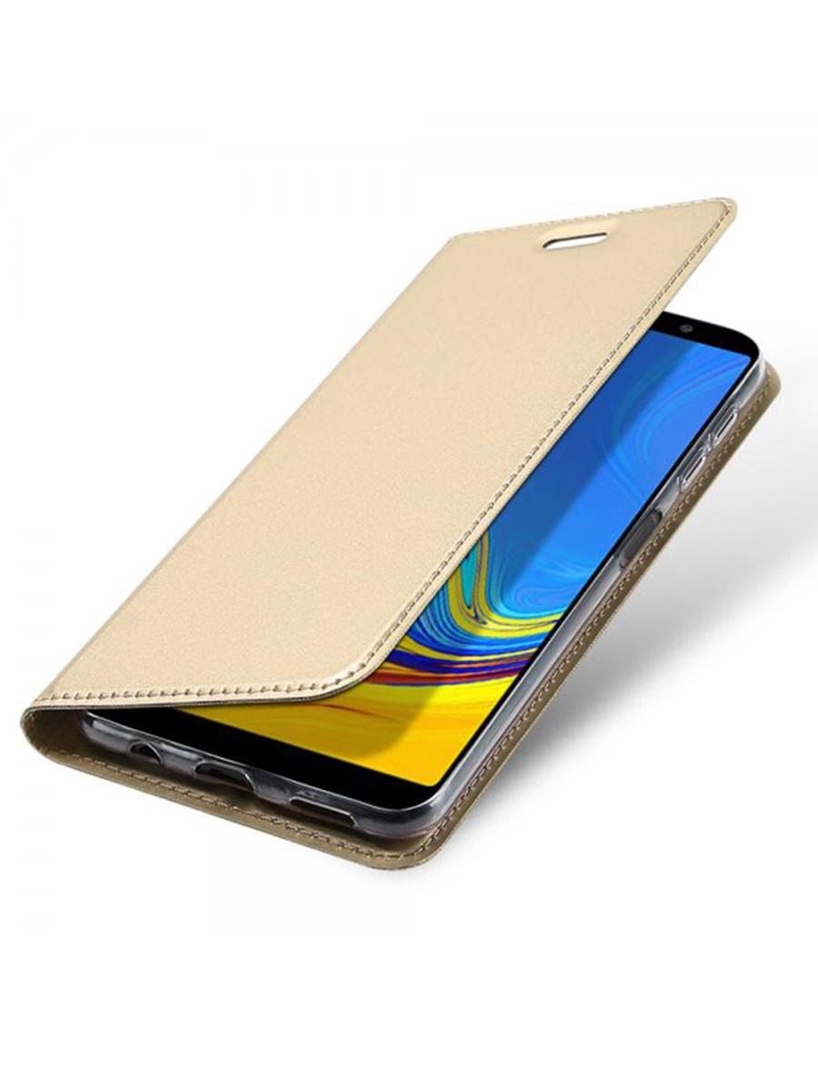 Чехол для сотового телефона DUX DUCIS Samsung Galaxy A9 (2018), золотой