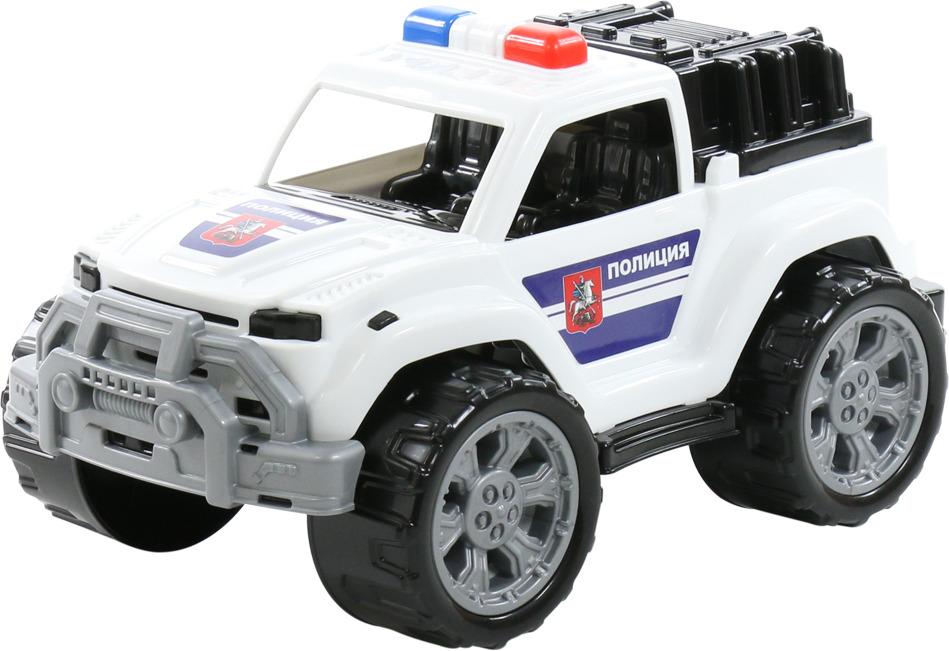 Машинка Полесье Легион патрульный №4, 76106 биккузин урал легион