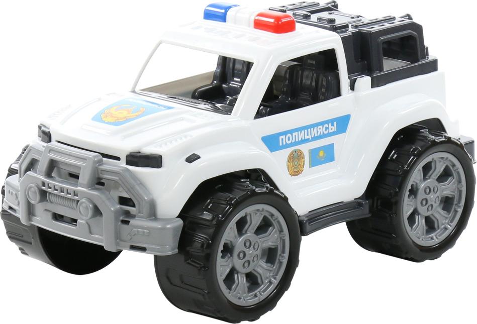 Машинка Полесье Легион патрульный №3, 76618 цены