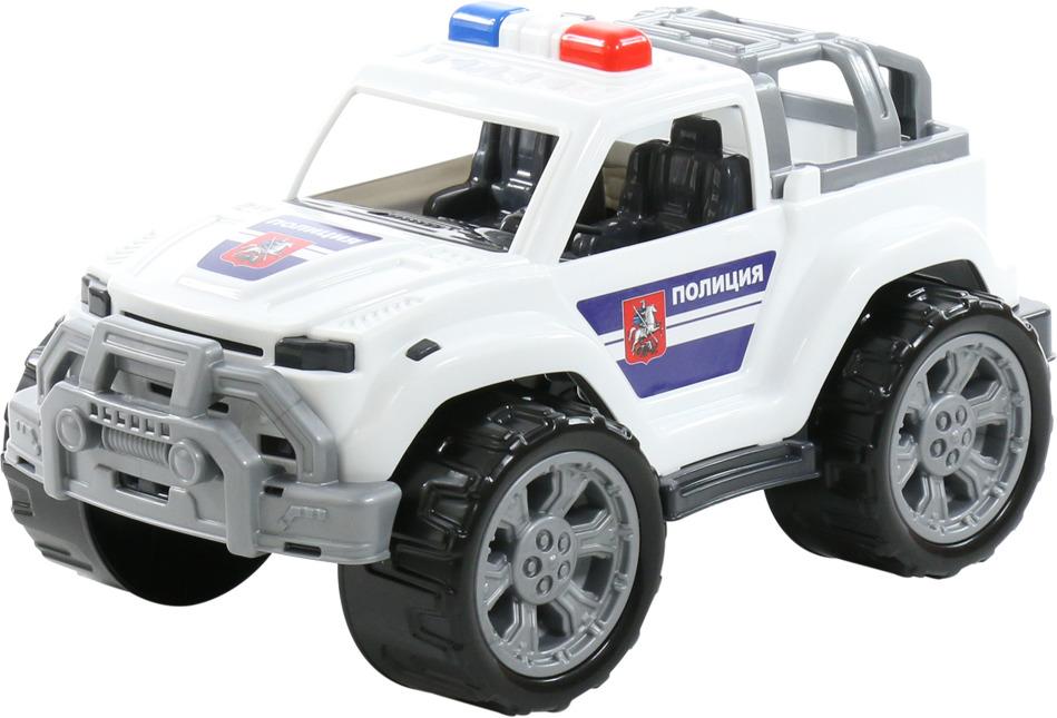 Машинка Полесье Легион патрульный №2, 76083 цены