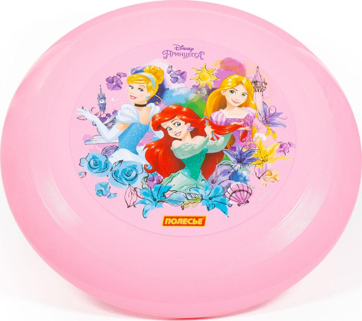 Игровой набор Полесье Летающая тарелка Disney Принцессы, 77813