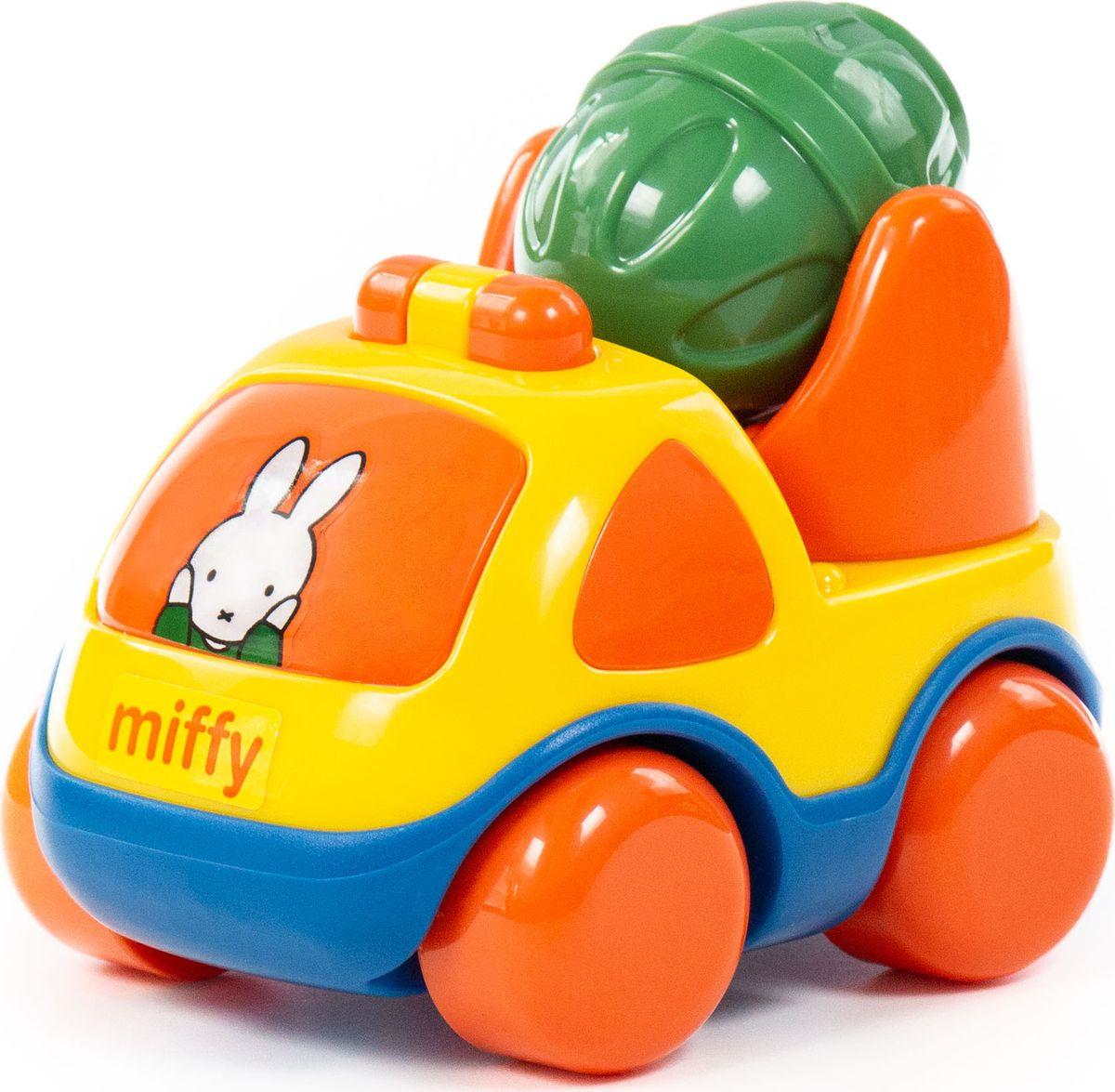 Машинка Полесье Бетоновоз Миффи №2, 77387 цена в Москве и Питере