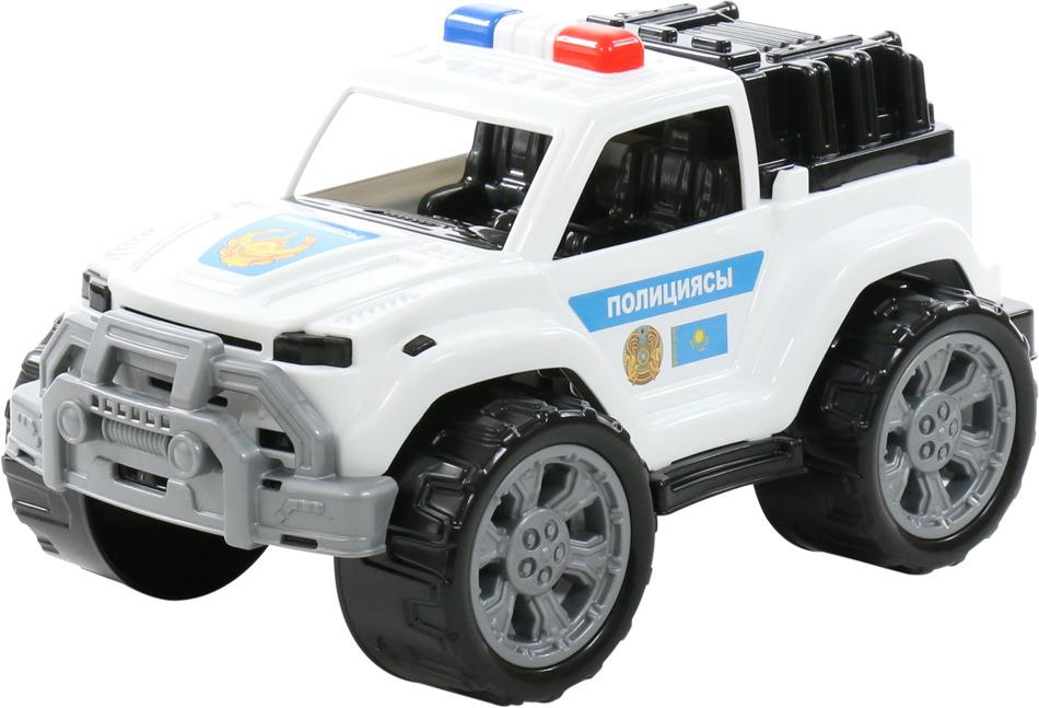 Машинка Полесье Легион патрульный №4, 76625 биккузин урал легион