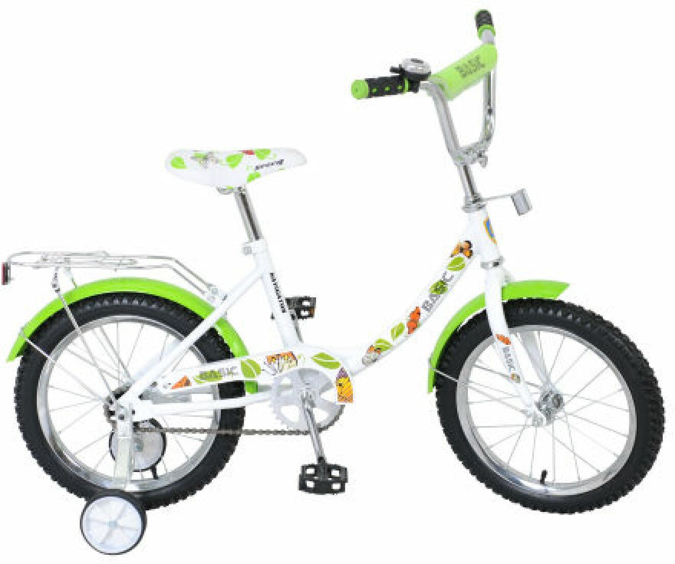 Велосипед детский Navigator Basic, ВН16070Н, разноцветный, колесо 16