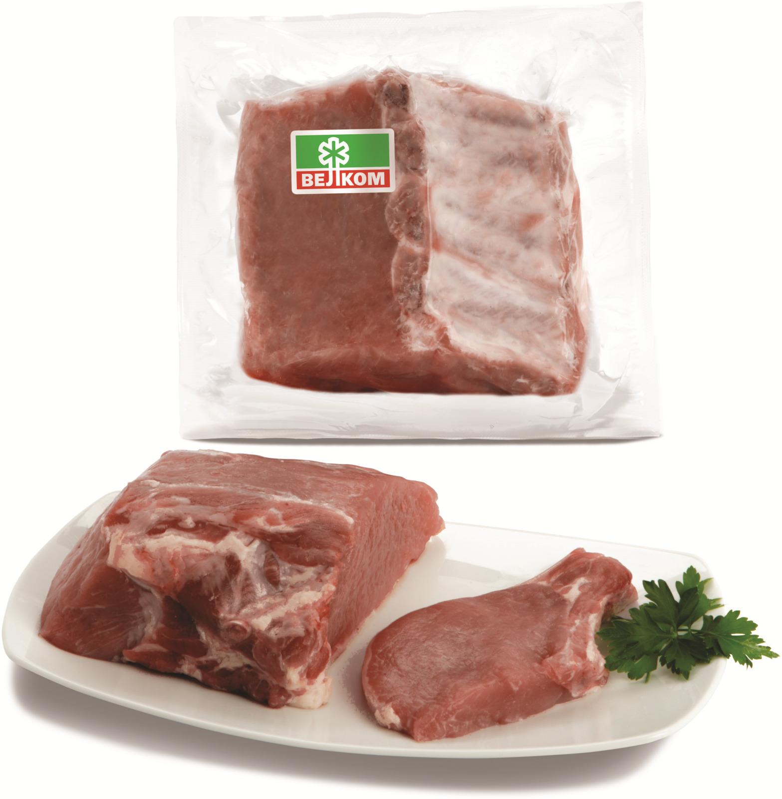 Корейка свиная Велком, 1,7-1,799 кг