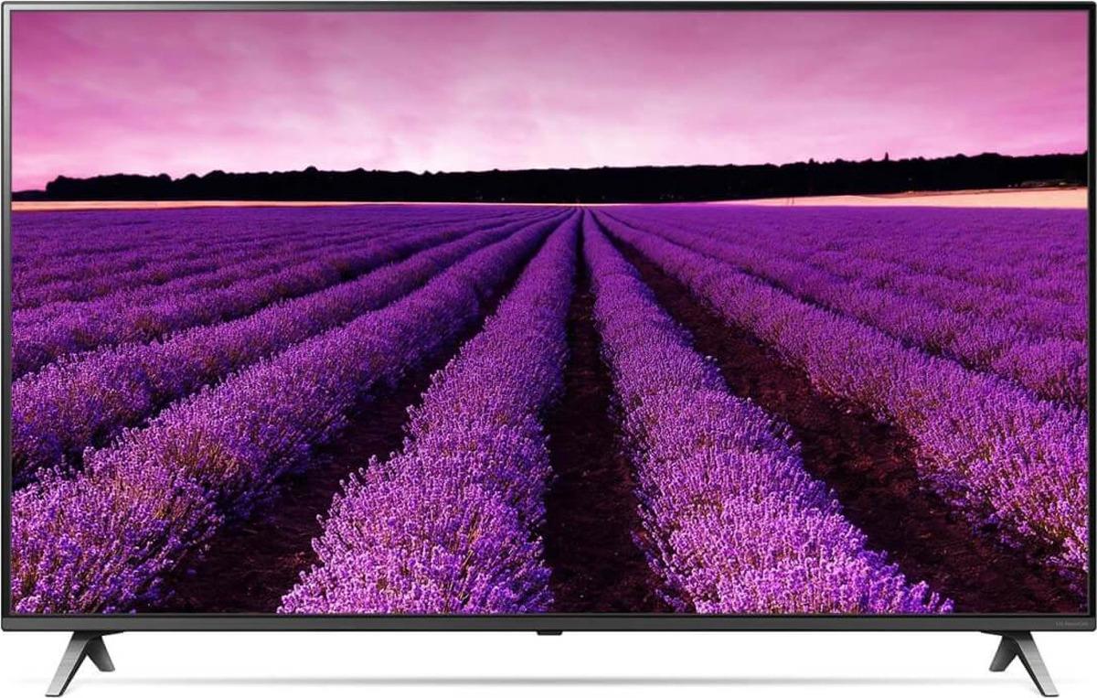 Телевизор LG 49SM8000PLA 49, черный
