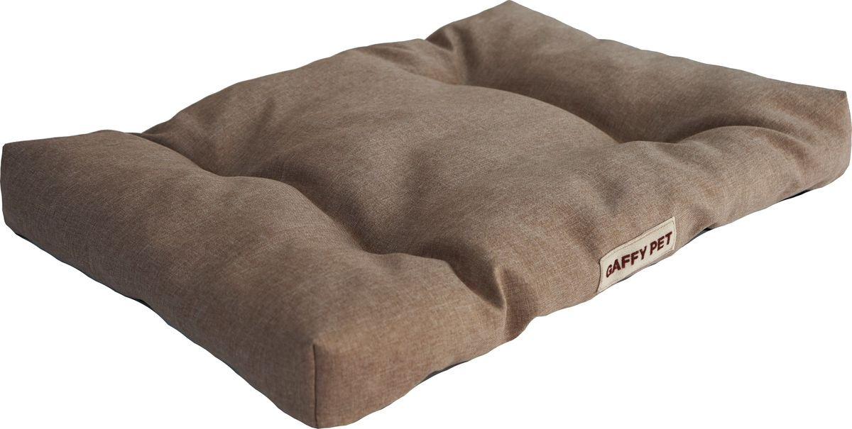 Фото - Лежак для животных Gaffy Pet Комфорт, 11290, бежевый, размер M trixie стойка с мисками trixie для собак 2х1 8 л