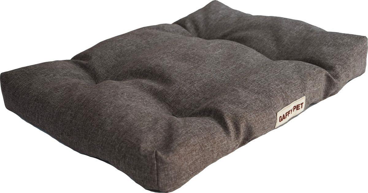 Фото - Лежак для животных Gaffy Pet Комфорт, 11270, серый, размер M trixie стойка с мисками trixie для собак 2х1 8 л