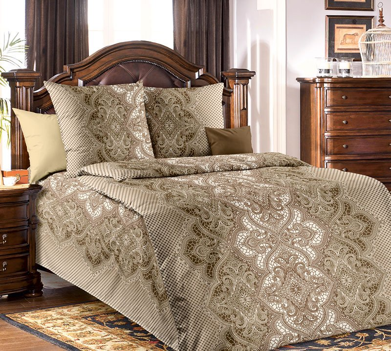 Комплект постельного белья Селтекс Вуаль