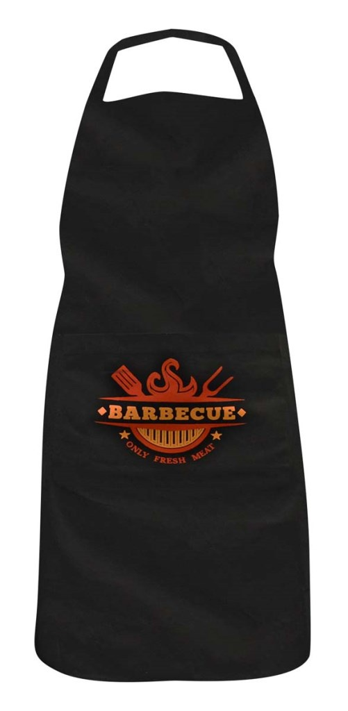 лучшая цена Фартук мужской BBQ
