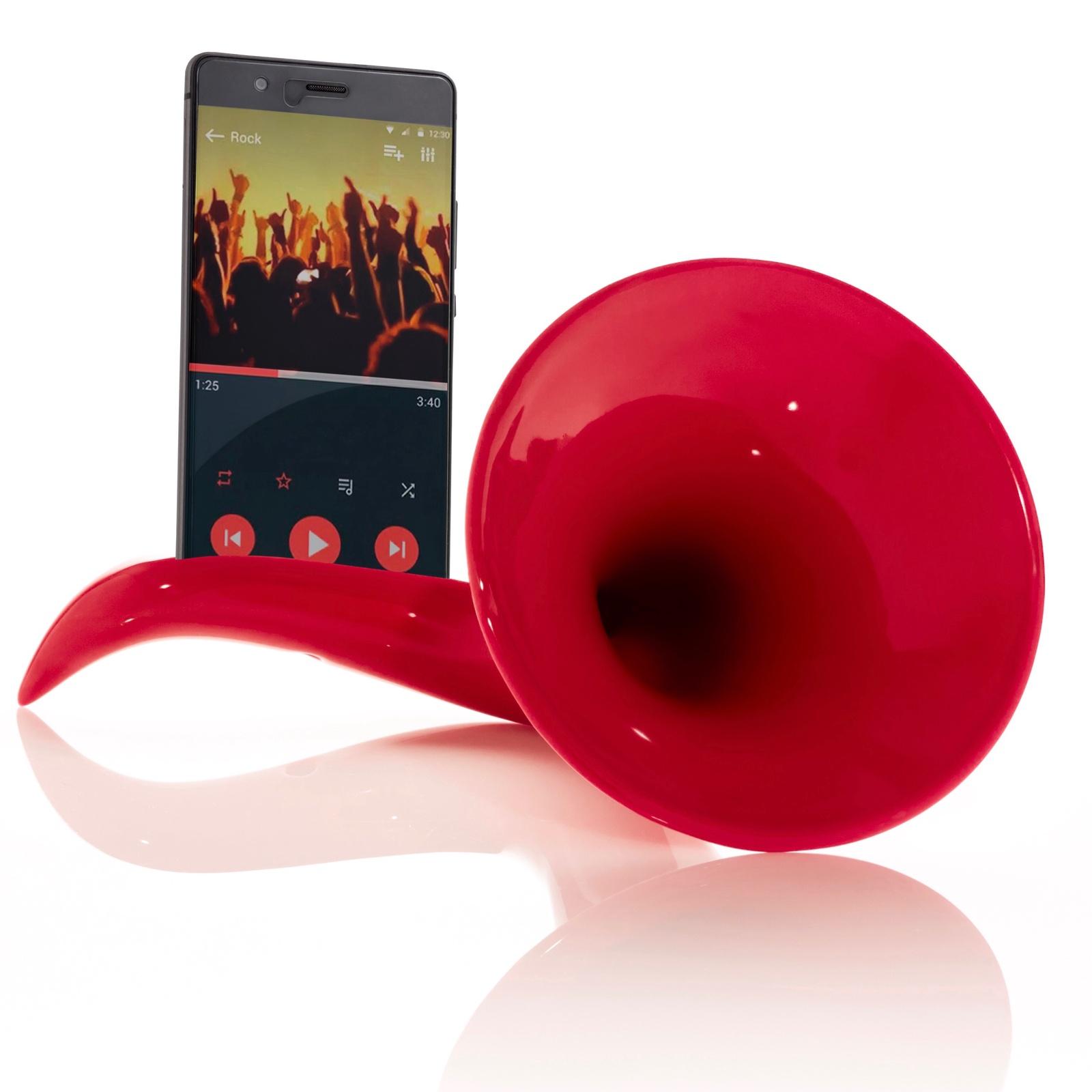 Держатель для телефона Scaramaz Rosso (2000), бордовый, красный