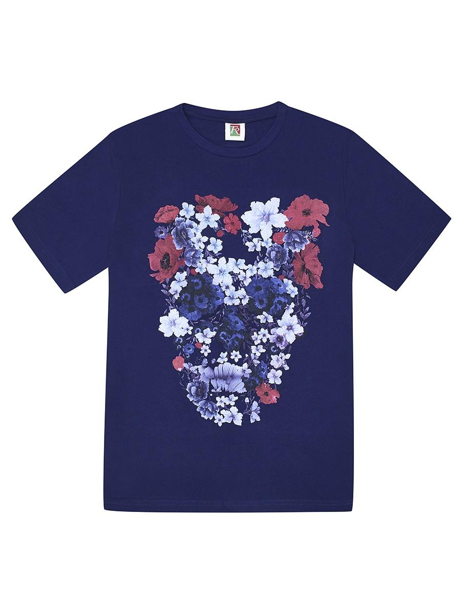 Фото - Футболка Frutto Rosso футболки и топы frutto rosso футболка для девочки короткий рукав мимимишки mk117g027