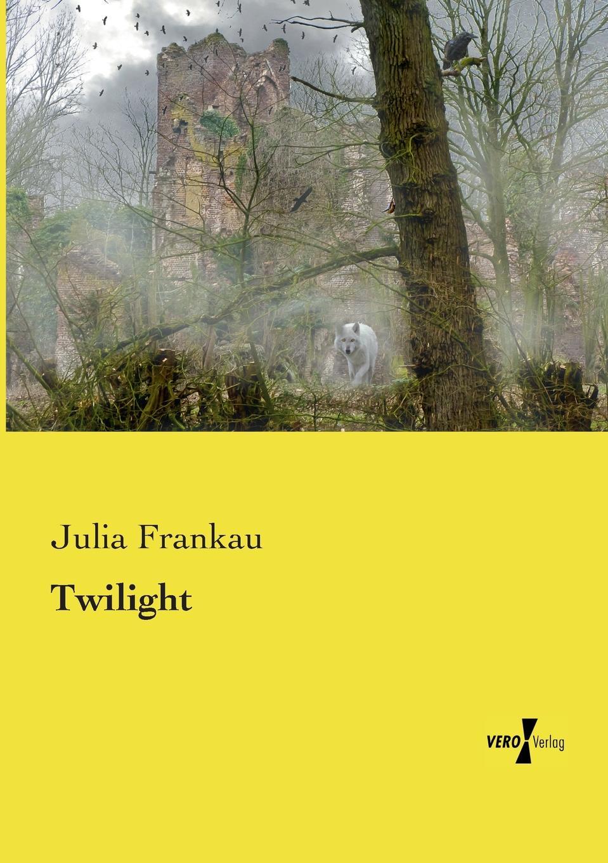 Julia Frankau Twilight the spy who loved me