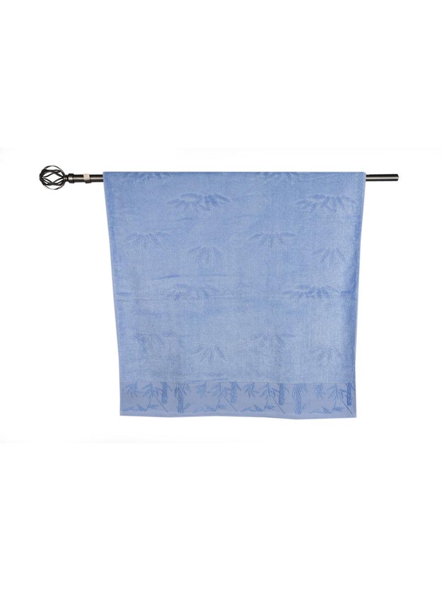 Полотенце банное Grand Stil Бамбук, размер 65*135, GS-H03b, синий цена