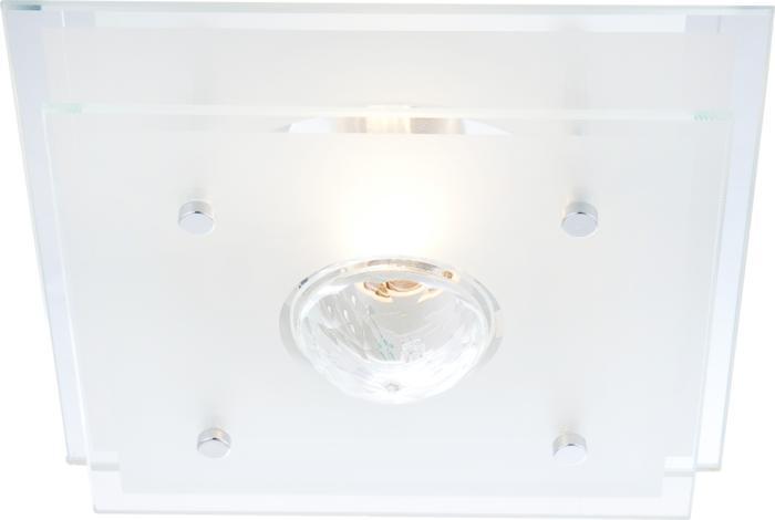 Потолочный светильник Globo New 48328, серый металлик