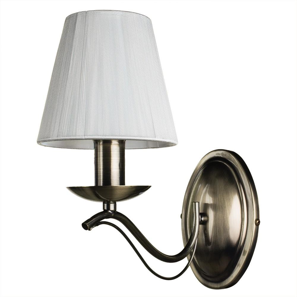 Бра Arte Lamp A9521AP-1AB, E14, 40 Вт
