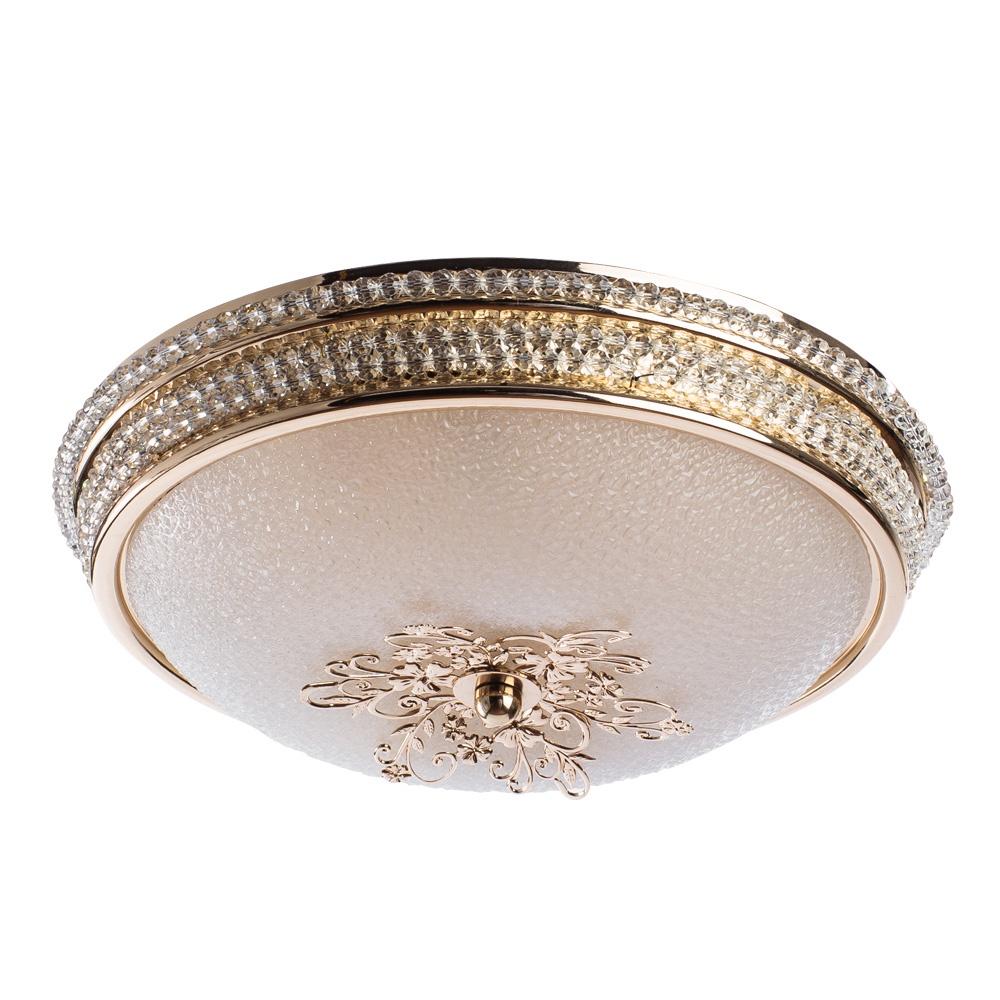 Потолочный светильник Arte Lamp A9205PL-3GO, G9, 40 Вт arte lamp люстра arte lamp a9205pl 3go