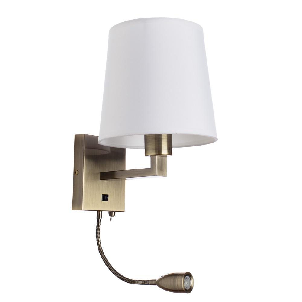 Бра Arte Lamp A9246AP-2AB, бронза