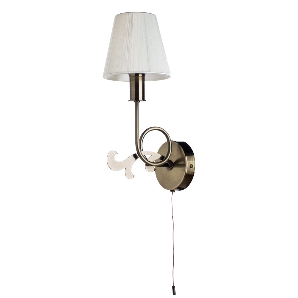 Бра Arte Lamp A9531AP-1AB, бронза