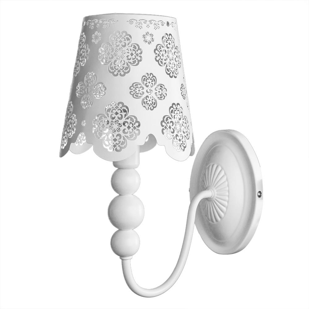 купить Бра Arte Lamp A2030AP-1WA, белый по цене 2770 рублей